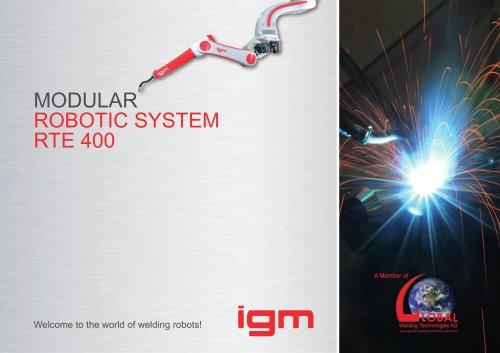 Modular Robotic System RTE400