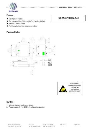 RF-W3S198TS-A4111-06-08-E0