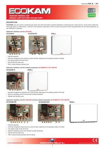 ECOKAM hydraulic interface unit