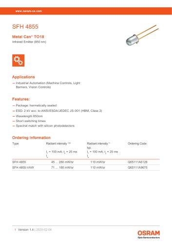 SFH 4855