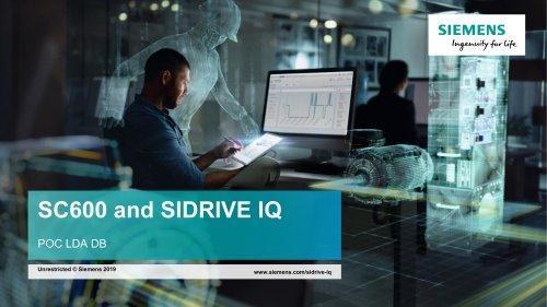 SC600 and SIDRIVE IQ