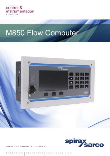 M850 Flow Computer
