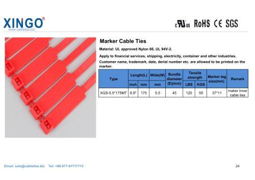 Xingo-Marker Cable Ties-4