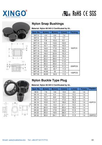 Xingo-Nylon Plug-1