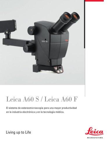 Leica A60 S/A60 F