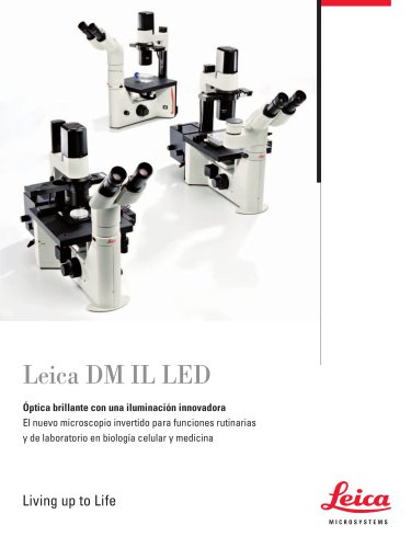Leica DM IL LED