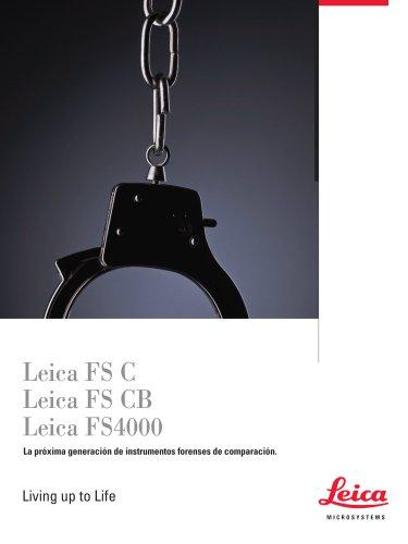 Leica FS4000 LED