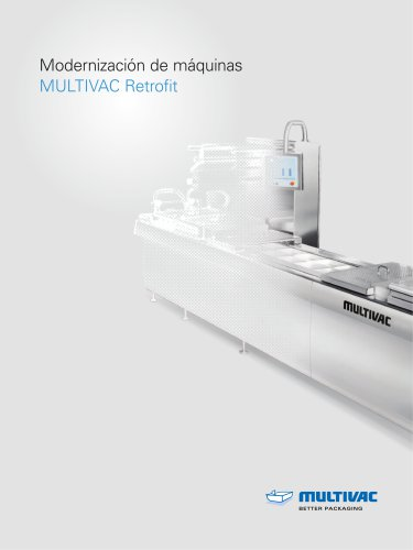 MULTIVAC Retrofit