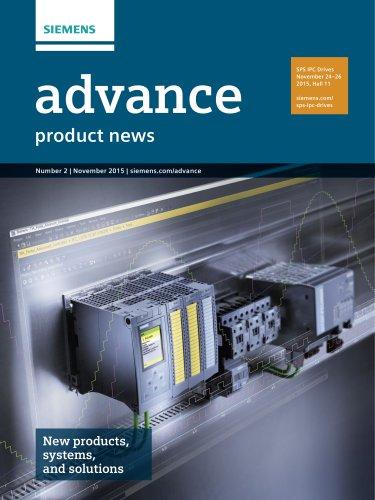 advance product news