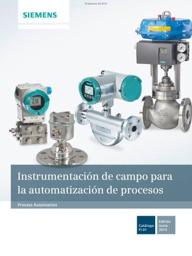 Catalog FI01 Process Automation 2013 es