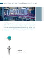 Instrumentación y analítica de proceso, sistemas de pesaje - 10