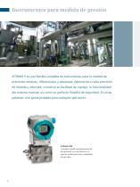 Instrumentación y analítica de proceso, sistemas de pesaje - 6