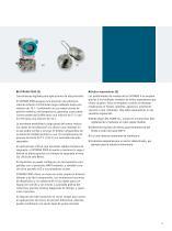 Instrumentación y analítica de proceso, sistemas de pesaje - 9