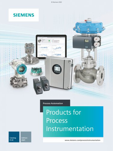 Products for Process Instrumentation