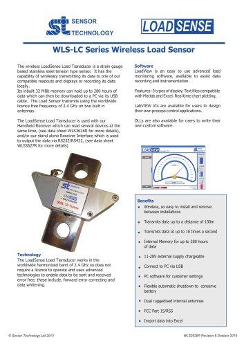 LoadSense Wireless Load Cells