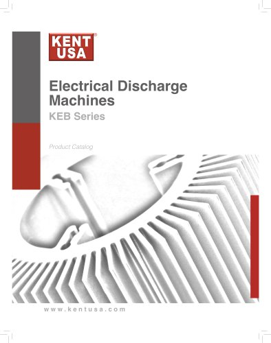 Electrical Discharge Machines KEB Series