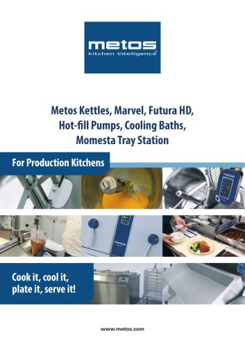 Cooking Core Catalogue