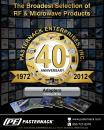 Catalog 2012A - RF Adapters