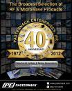 Catalog 2012A - RF Detectors, Limiters, Noise Generators