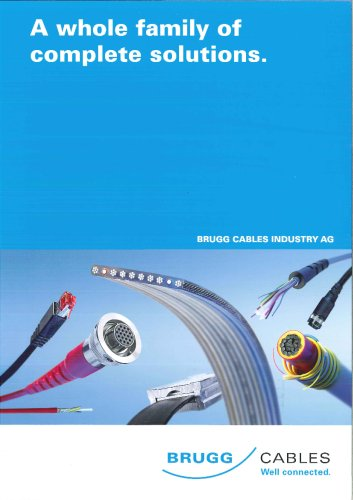 Brugg Cables Industry