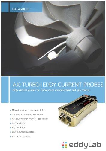 AX-turbo Eddy Current Probe