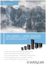 AXIS series, Laser distance sensors