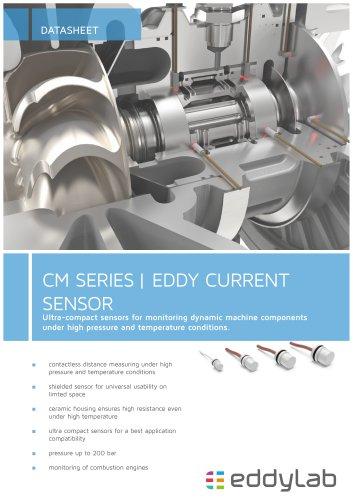 CM series Eddy currrent Sensor