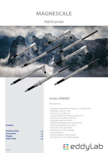 DK800S Series - Magnescale ®