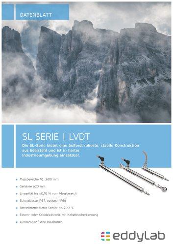 Inductive sensor SL