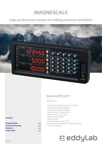 LH70/LH71 - Magnescale ®
