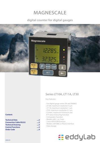 LT10A/LT11A/LT30 - Magnescale ®