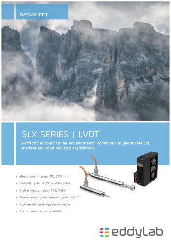 LVDT Inductive Transducer SLX series