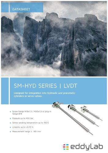 LVDT Inductive Transducer SM HYD