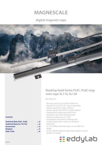 PL81, PL82 - Magnescale ®