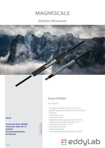 Series DF800S + MF10 - Magnescale ®