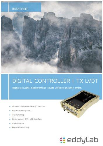 TX LVDT Digital Controller