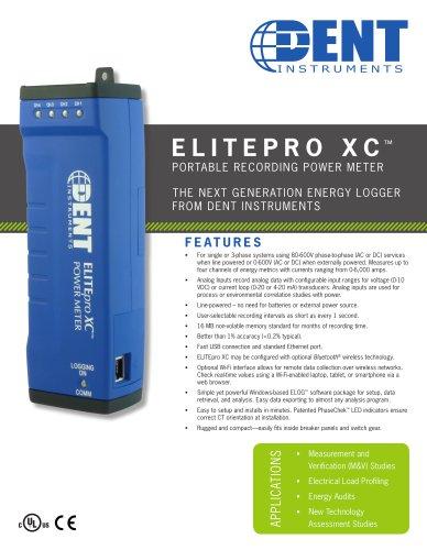 ELITEpro XC Datasheet