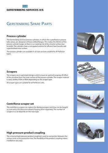 Gerstenberg Spare Parts
