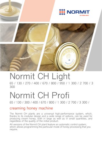 Normit CH Light