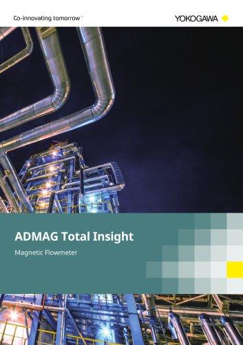 ADMAG Total Insight Magnetic Flowmeter