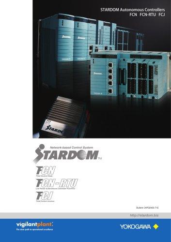 Autonomous Controllers FCN, FCN-RTU, FCJ