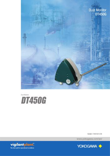 DT450G Dust Monitor