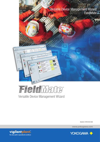 FieldMate catalogs