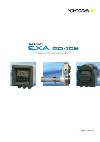 GD402 Gas Density Analyzer