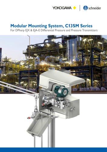 Modular Mounting System, C13SM Series