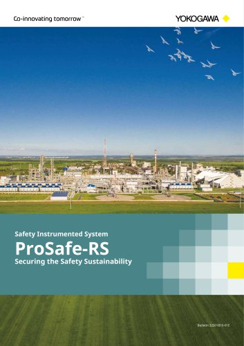 Safety Instrumented System ProSafe-RS