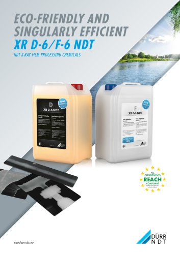 NDT X-ray chemicals Brochure