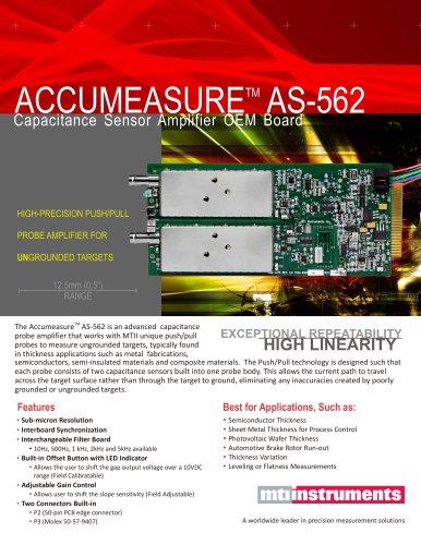 ACCUMEASURE AS-562