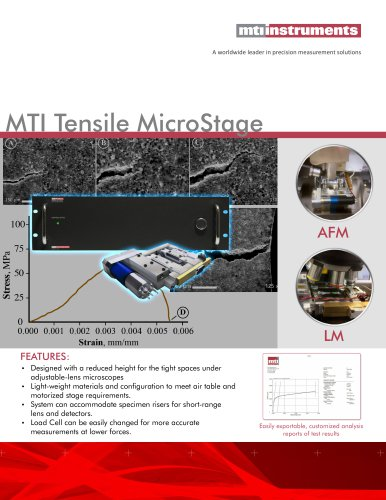 MicroStage traction