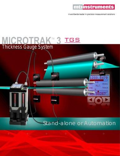 MICROTRAK? 3 TGS